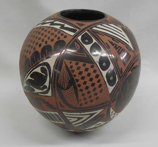 Mata Ortiz Polychrome Pottery - Sambi