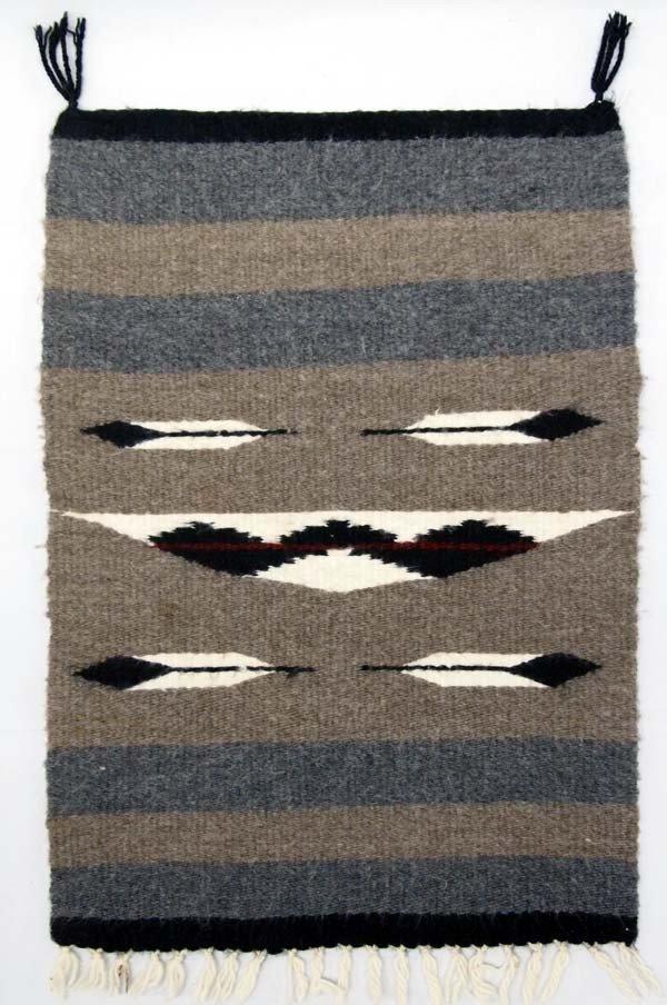 Navajo Pictoral Sampler Rug