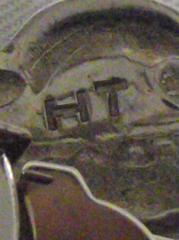 Navajo Sterling Silver Barrette - 4