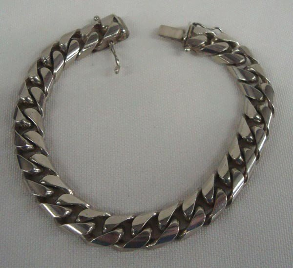 Sterling Silver 950 Bracelet