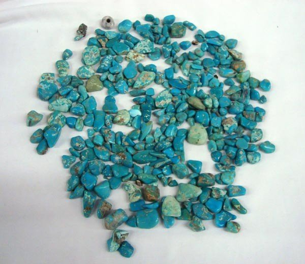 Natural Turquoise Nugget Collection
