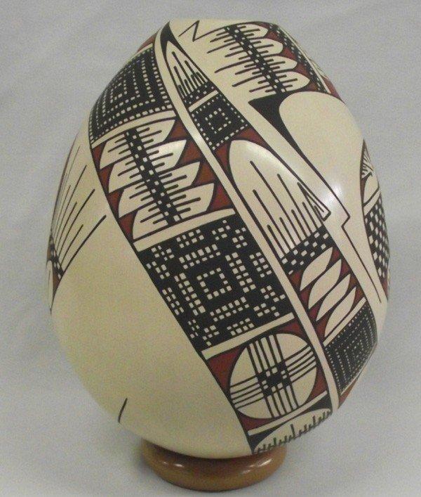 Mata Ortiz Polychrome Jar-Lucy Mora de Bugarini