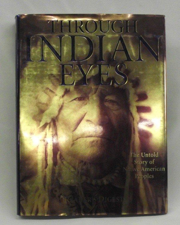 """""""Through Indian Eyes"""" -  Hardback Book"""