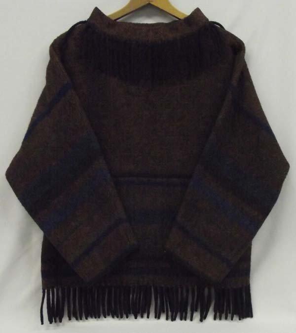 Vintage Norwegian Wool LapplanderTunic