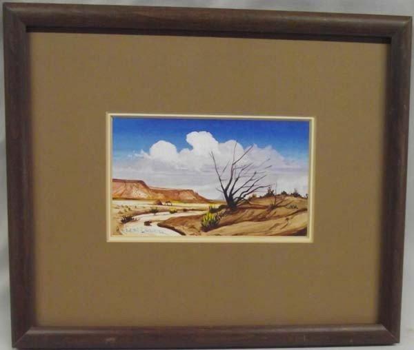 Original Water Color - Robert Draper