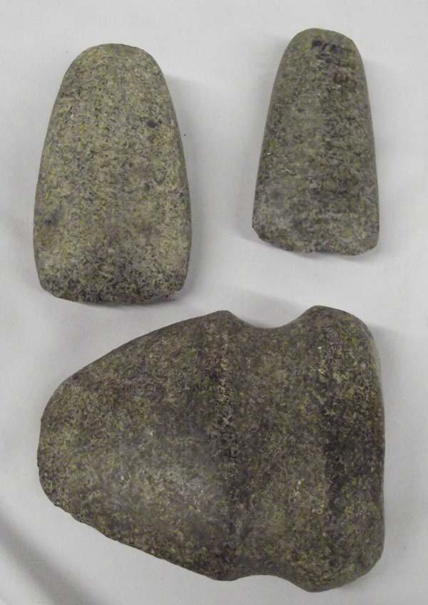 Prehistoric Axe Head & Celts