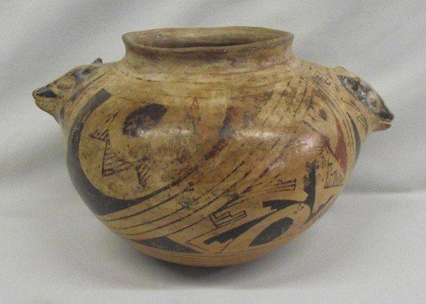Prehistoric Casas Grande Badger Effigy Bowl