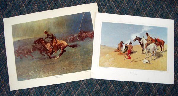 Frederic Remington Prints