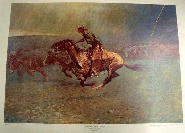 Frederic Remington Prints - 2