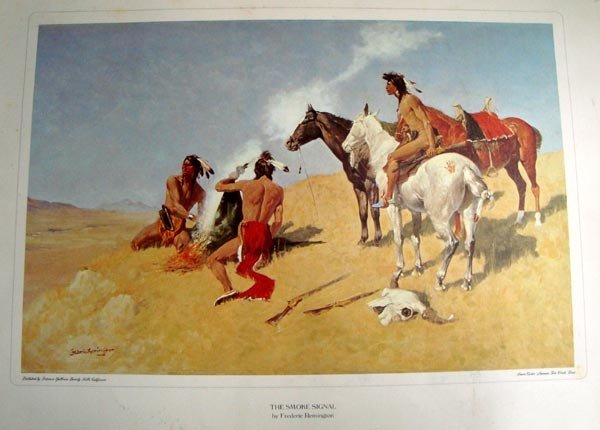 Frederic Remington Prints - 3