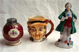 Occupied Japan Lighter Mug Figurine