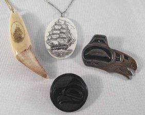 Collection Of Northwest Coast Jewelry