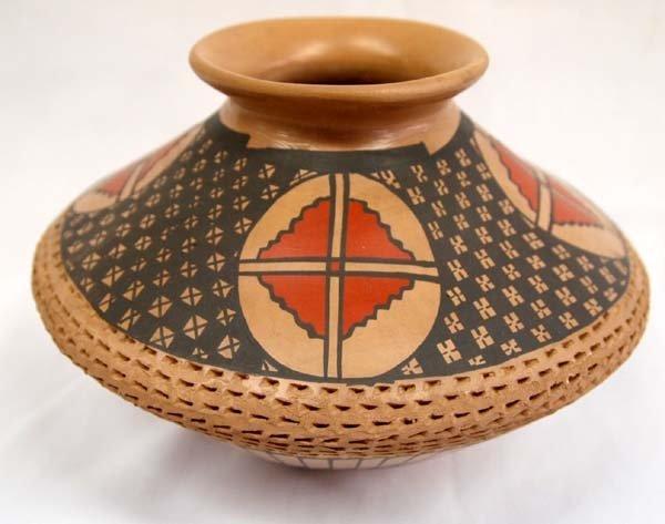 Mata Ortiz Bowl - Benjamin Soto