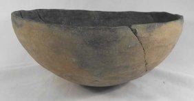 Prehistoric Mimbres Micaceous Bowl