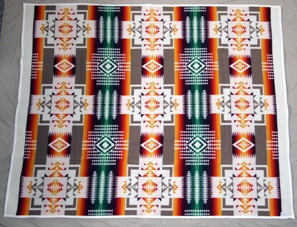 New Pendleton Chief Joseph Collectors  Blanket with Tag