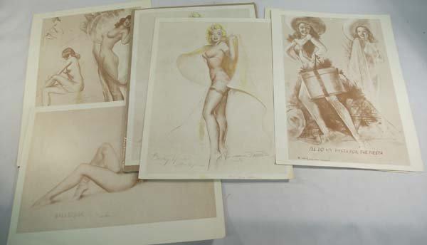 6 - 1989 Nude Prints - Earl Macpherson