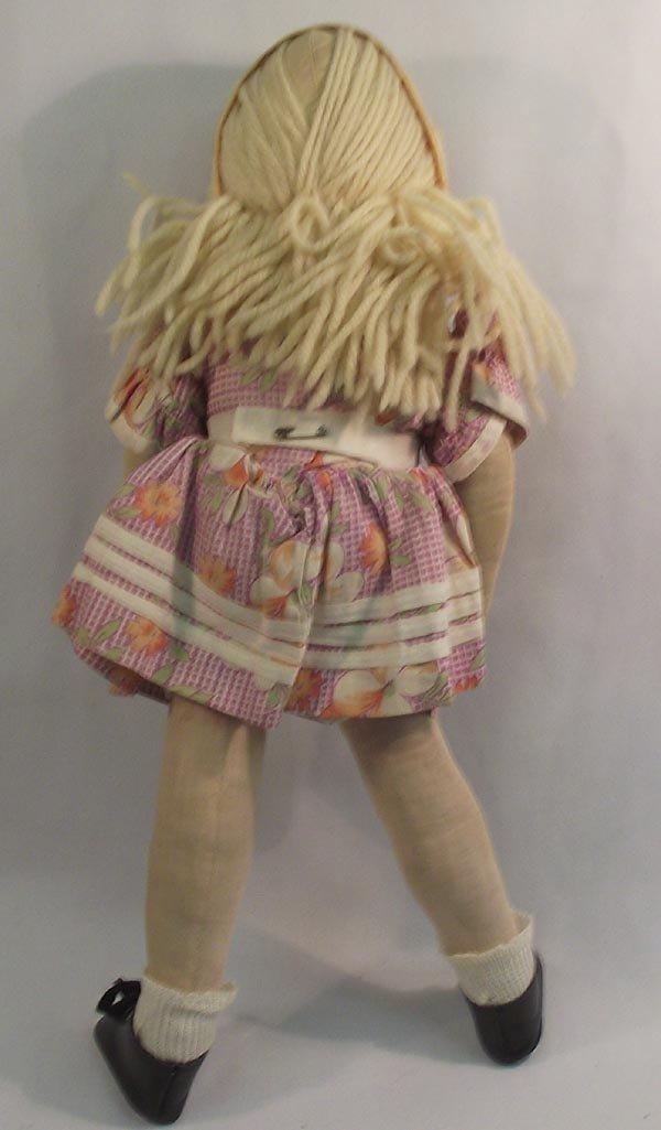 1924 Madame Alexander Doll Alice In Wonderland - 2