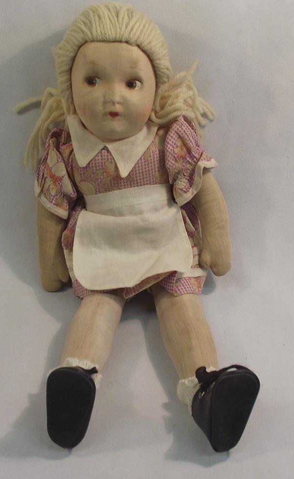 1924 Madame Alexander Doll Alice In Wonderland - 3