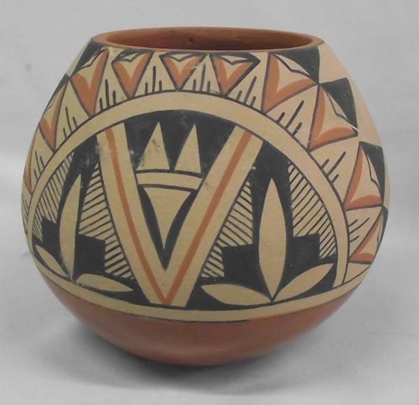 Jemez Pottery Jars-Signed - 4