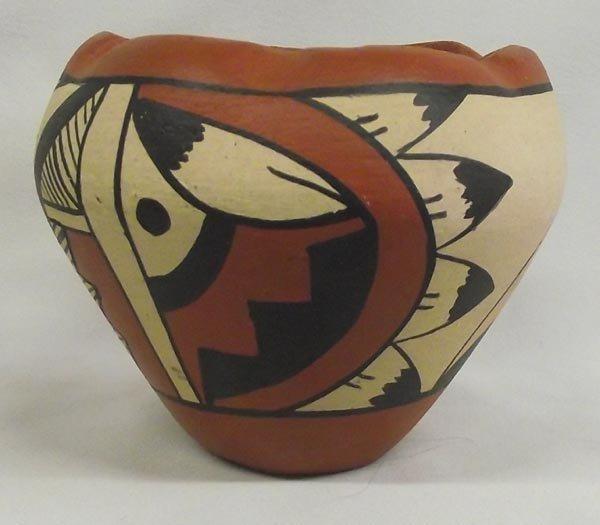 Jemez Pottery Jars-Signed - 6