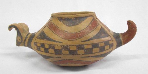 Prehistoric Casas Grande Zoomorphic Effigy Bowl