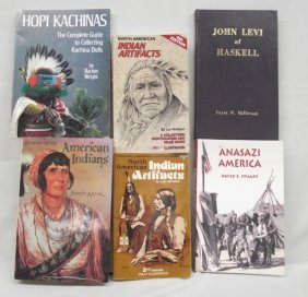Native American Reference Books-6