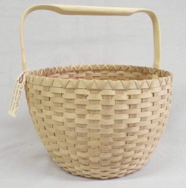 Penobscot Basket by Barbara Francis