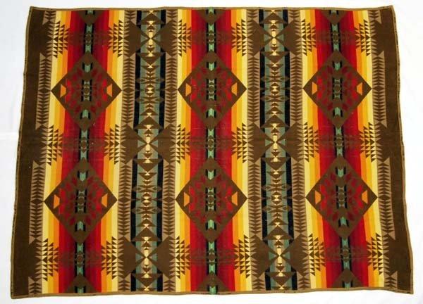 Antique Pendelton Full Size Blanket
