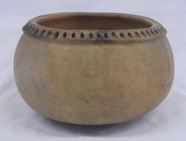 1940  Acoma  Traditional Pottery Bowl