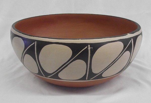 Santo Domingo Large Dough Bowl - Anna M T Lavato