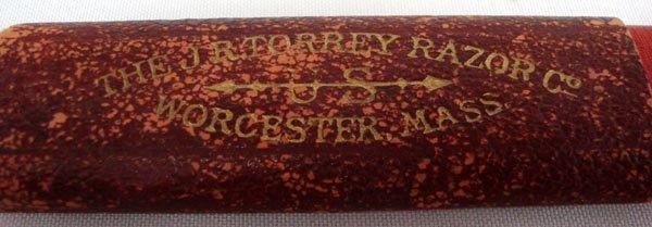 Antique Shaving Razor - J. R. Torrey Razor Comp. - 3