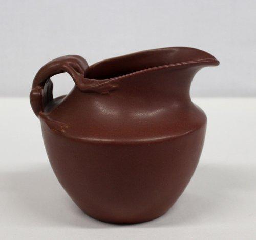 1940 Sequoyah Indian School Pottery - Melba June