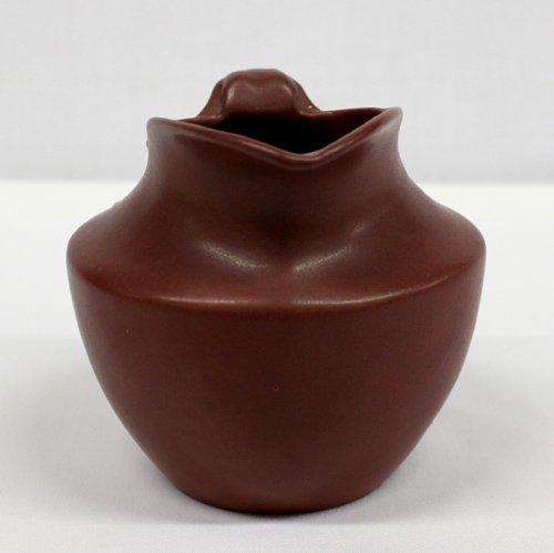 1940 Sequoyah Indian School Pottery - Melba June - 2