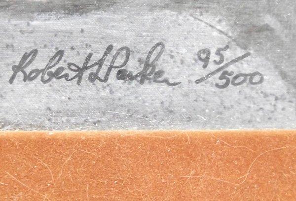 Signed & Numbered Prints - Robert L. Parker - 2