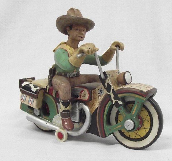 Road Wrangler Figurine -- Robert Shields