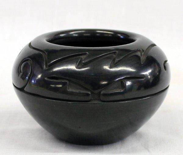 1976 Santa Clara Pueblo Jar by Toni Roller