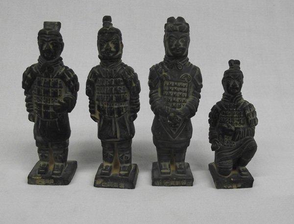 Terra Cotta Qin Dynasty Warriors Replicas
