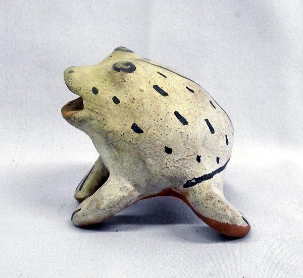 1950s Cochiti Pottery Frog