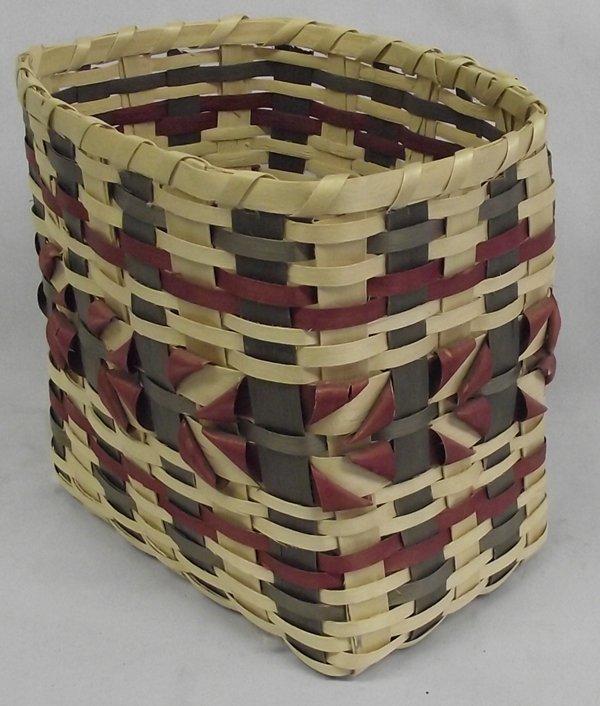 2004 Black Ash Basket by Kelly Church