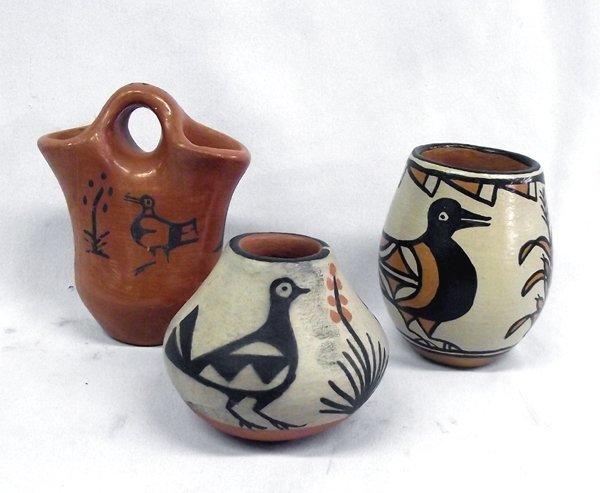 Santo Domingo Pottery Collection - Garcia & Coriz