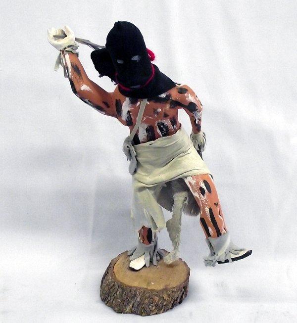 Chiricahua Apache Puberty Kachina Dancer