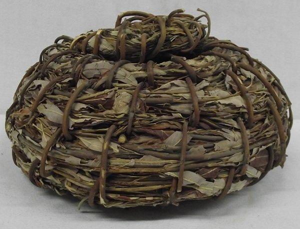 Owambo Woven Tribal Basket SW Africa