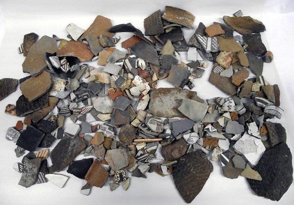 Prehistoric Mimbres Pot Sherds