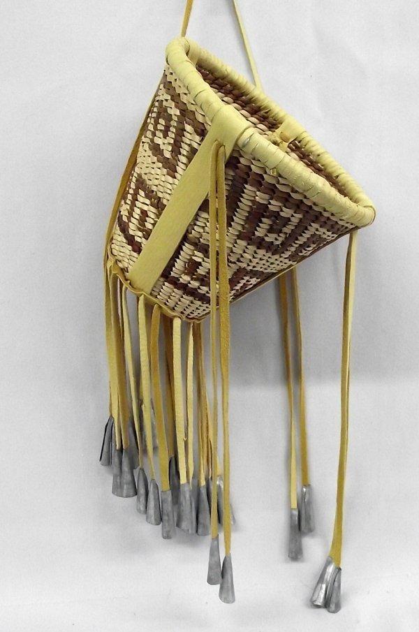 Apache Burden Basket with Jingles