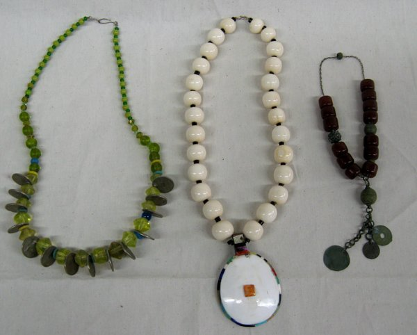 Collection of Tribal Necklaces