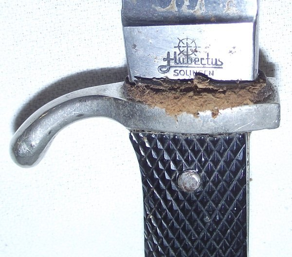 1930's German Hubertus Boy Scout Knife & Sheath - 4