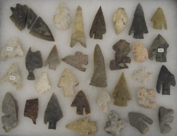 Arrowhead Collection from Eiserman Estate