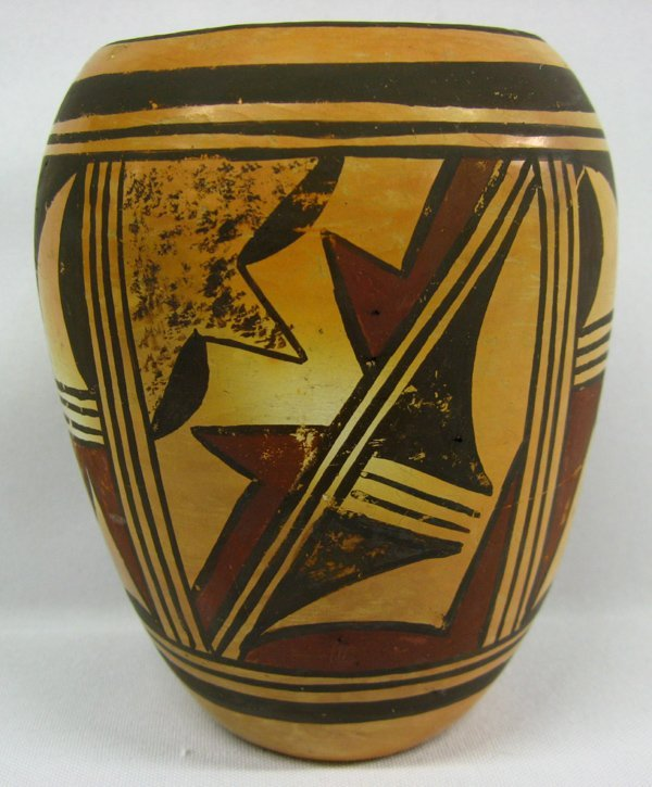 1960 Hopi Polychrome Jar