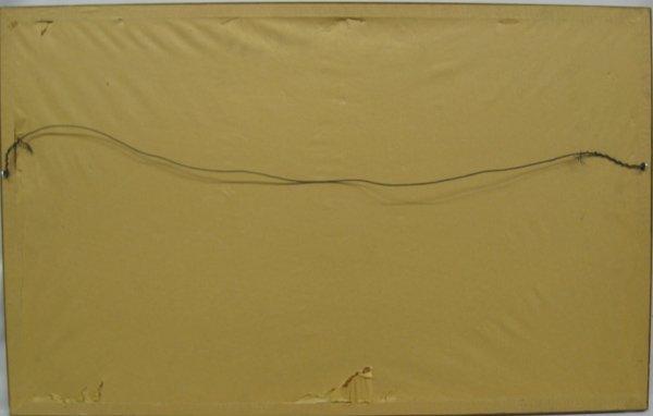 Framed Navajo Yei Bi Chei Sand Painting - 2