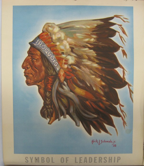 1938 & 1948 Nick J. Schwab Jr. Prints - 4